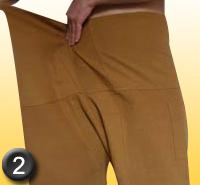 ponerse los pantalones tailandeses - 2
