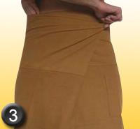 ponerse los pantalones tailandeses - 3