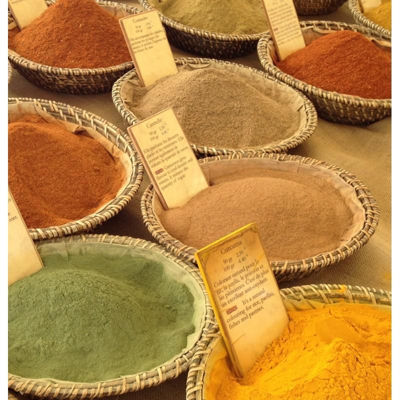 Spice Incense - unrefined