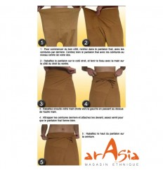 Pantalon Thaï Comment Le Mettre