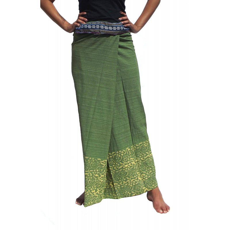 Long wrap Thai Skirt ARASIA