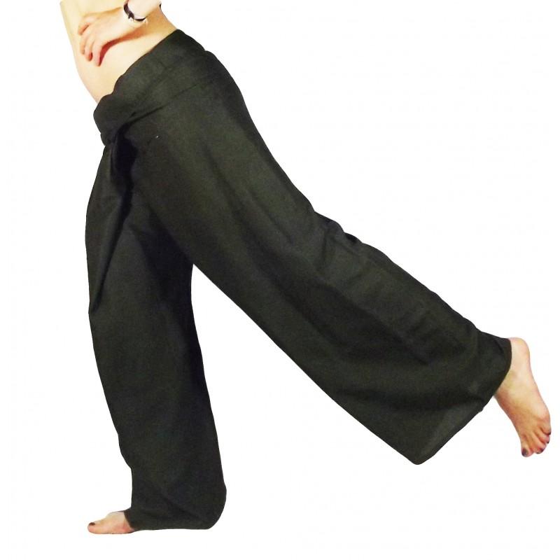 Pantalones Thai rayon