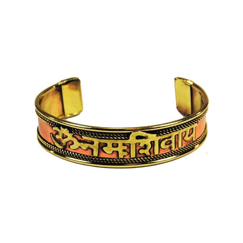 bracelet cuivré om