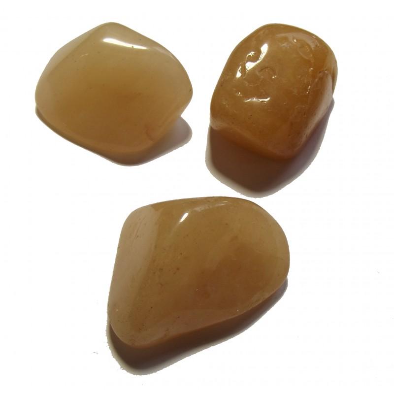 yellow calcite