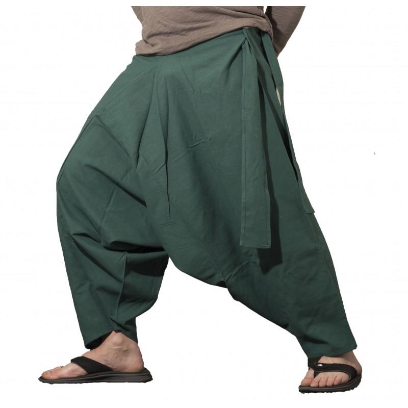 Khaki XL Harem Pants