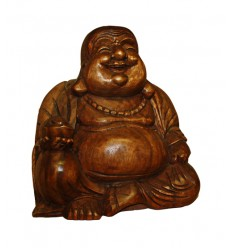 Estatua de Buda Riante