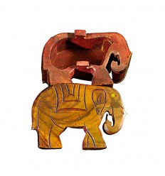 Boite Secrète Eléphant