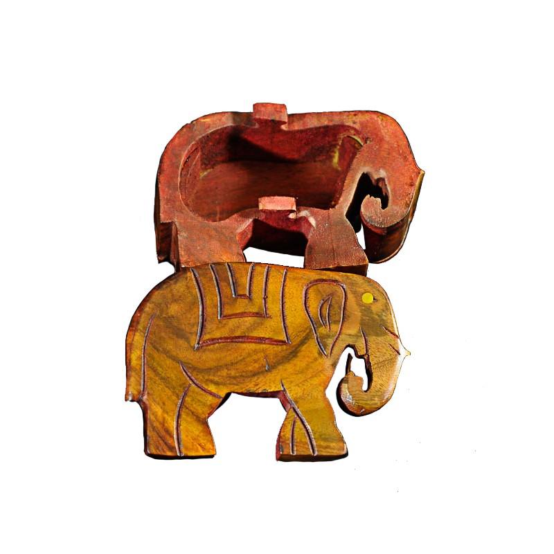 Elephant Secret Box
