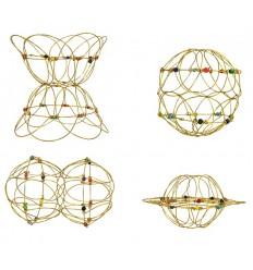 Mandala Puzzle Shapes