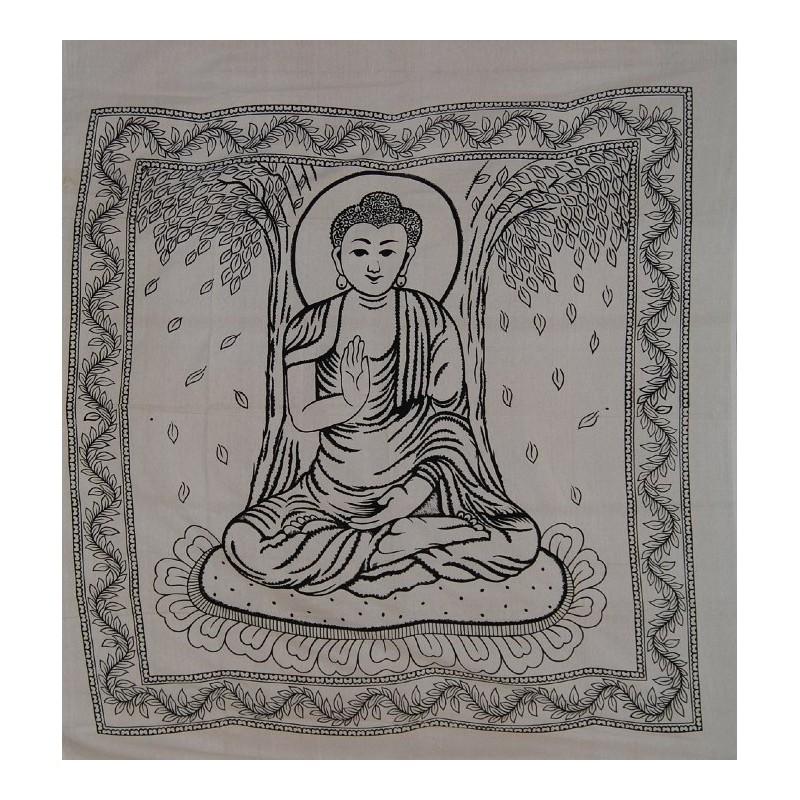 Large hanging buddha