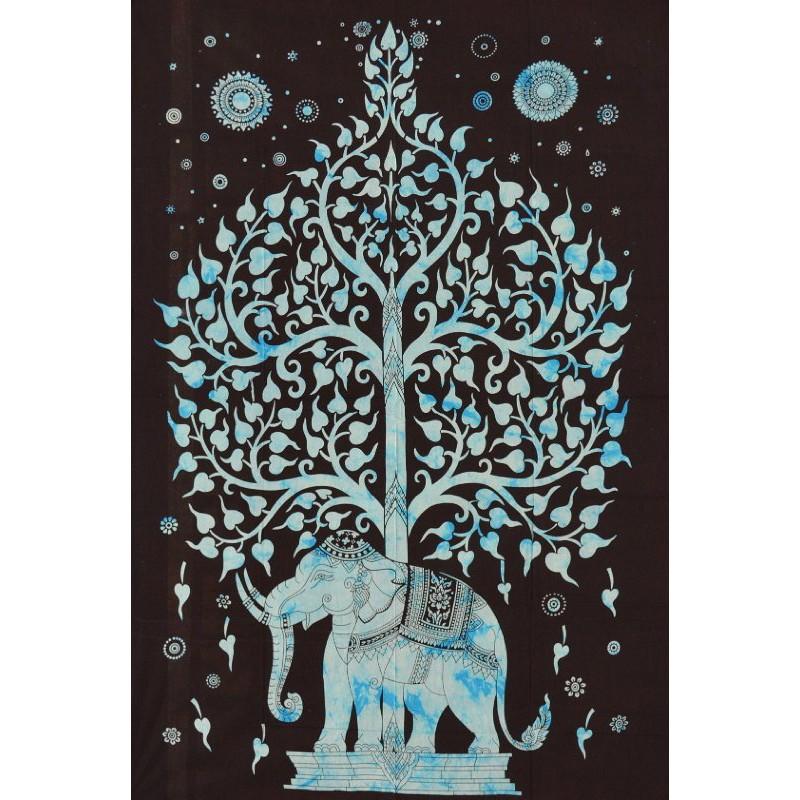 Blue Elephant Hangning