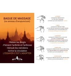 Tuto Bague de Massage