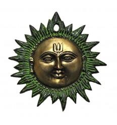 soleil en bronze