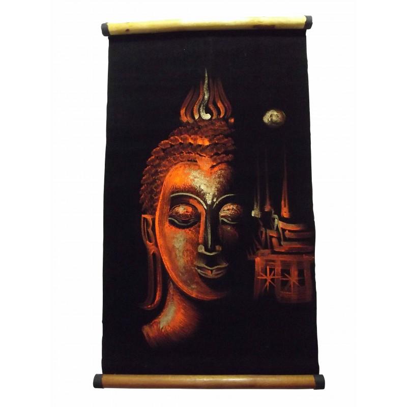 Pergamino Buda Naranja