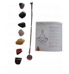 Caja de regalo minerales