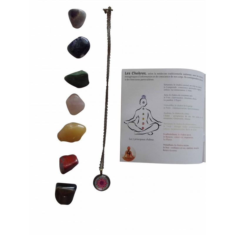 Minerals gift box