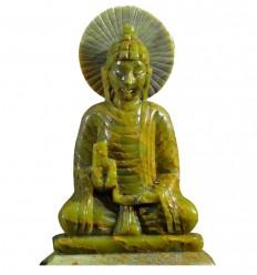 Soapstone Buddha