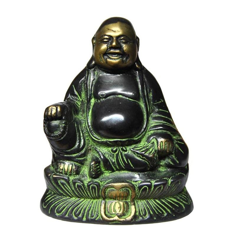 Chinese Buddha Bronze
