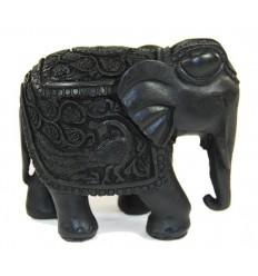 elefante de resina