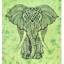 ELEPHANT green HANGING