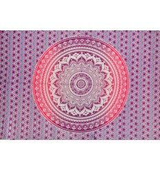 purple mandala hanging