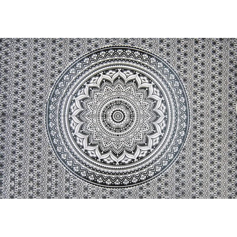 pequeno tapiz mandala