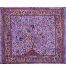 Purple Tree of Life Hanging