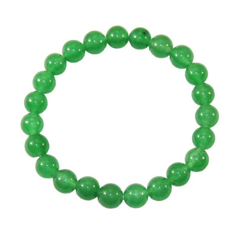pulsera aventurina verde