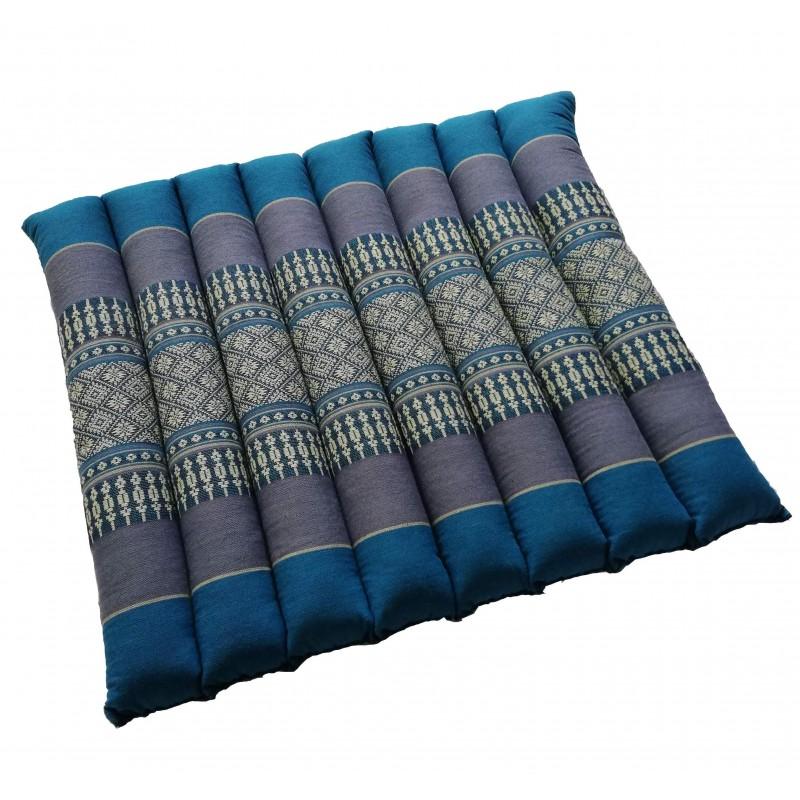 Blue Cushion of Meditation