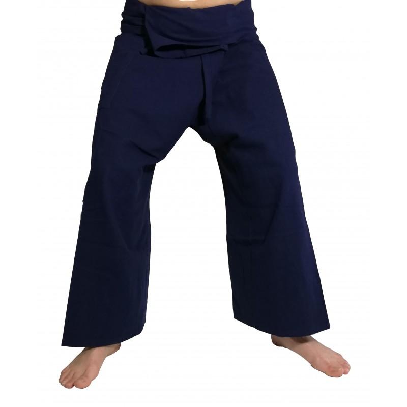 Pantalon Thaïlandais XL Marine
