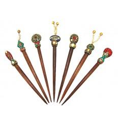 Tibetan Hair Pin