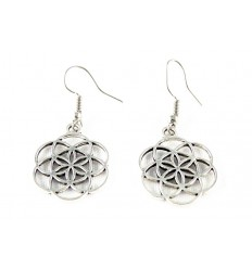 Seed of Life Earrings