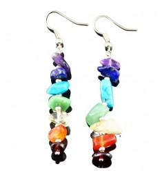 7 chakras Earrings