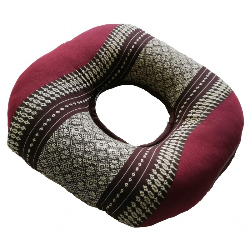 MASSAGE PILLOW BURGUNDY