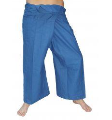 Pantalon Thaïlandais XL Bleu