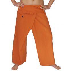 Pantalon Thaïlandais XL Orange