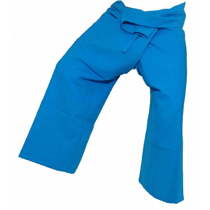 White Fisherman Pants