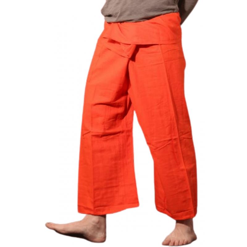 Pantalon Thailandais Kaki