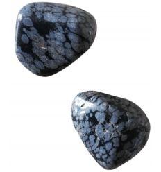 Obsidienne Neige