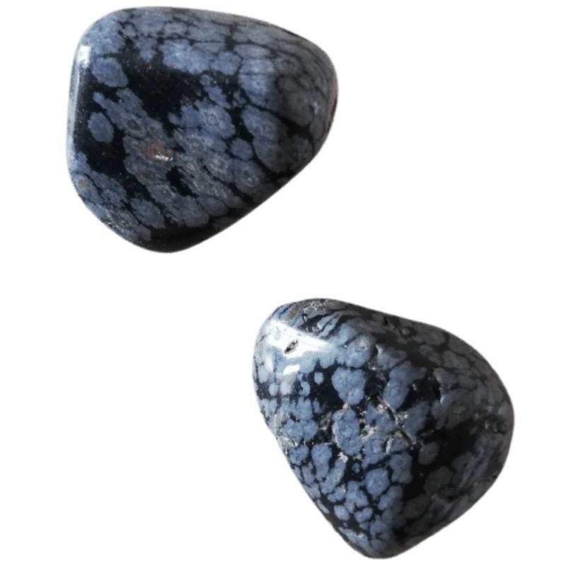 Obsidiana de Nieve