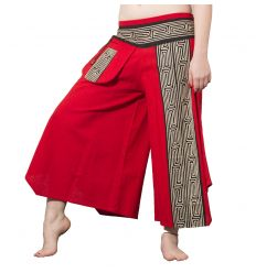 Pantalon Mong sable