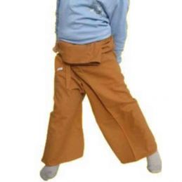 Children Fisherman Pants