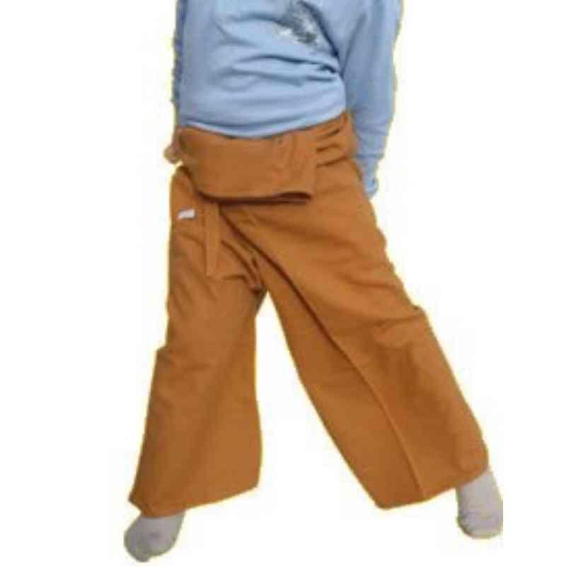 Children Fisherman Pants