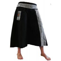 Pantalon Mong Noir