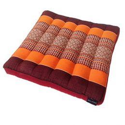 Orange Cushion of Meditation