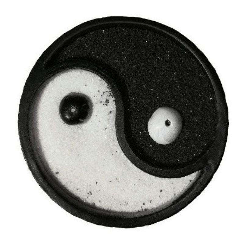 Incensario Yin Yang