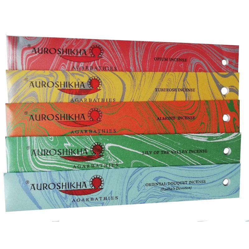 Assortment 5 Natural Incenses