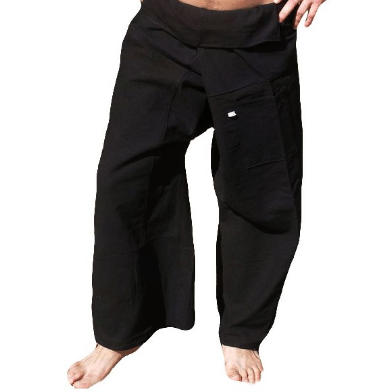 XL Fisherman Pants - Dark Blue