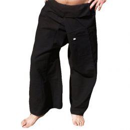 Pantalon Thailandais Noir