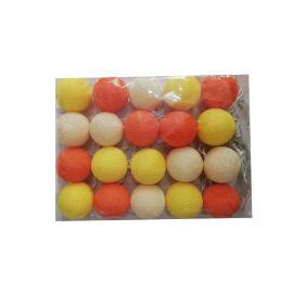Cotton Balls Thai Lamp